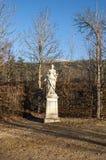 Jardins de Royal Palace de La Granja Photos stock