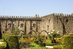 Jardins de Santa Barbara, Braga Imagem de Stock