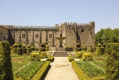 Jardins de Santa Barbara, Braga Imagens de Stock Royalty Free