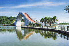 Jardins de Suzhou Images libres de droits