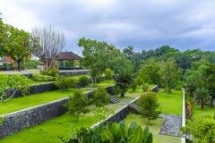 Jardins de Taman Narmada photographie stock libre de droits
