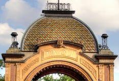 Jardins de Tivoli, Copenhaga Imagens de Stock