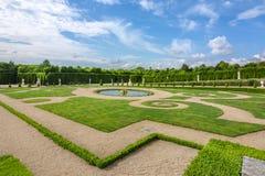Jardins de Versalhes em Paris, França fotos de stock