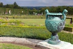Jardins de Versalles Fotografia de Stock