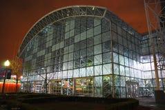 Jardins do cristal do cais da marinha Fotografia de Stock Royalty Free