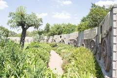 Jardins do monumento de Voortrekker Fotos de Stock Royalty Free
