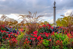 Jardins du Luxembourg, Paris, France Stock Photography