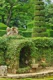 素??a?9/ey/d_法国,美丽如画的jardins du manoir d eyrignac在多尔多涅省.