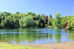 Jardins esplêndidos. Fotos de Stock Royalty Free