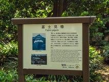 Jardins est de palais impérial à Tokyo - à TOKYO, JAPON - 19 juin 2018 photo stock