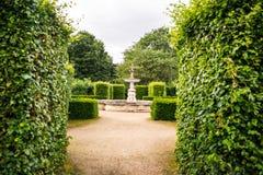 Jardins formais Imagens de Stock Royalty Free