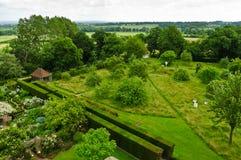 Jardins formels photos stock