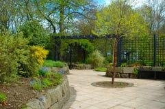 Jardins formels Image libre de droits