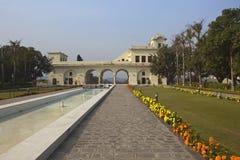 Jardins Haryana Pendjab de Pinjore Photo libre de droits