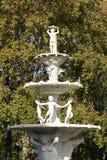 jardins Melbourne de fontaine de carlton de l'australie photographie stock libre de droits