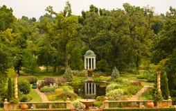 Jardins ornamentado Foto de Stock