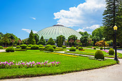 Jardins Palacio de Cristal Στοκ εικόνες με δικαίωμα ελεύθερης χρήσης