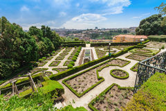 Jardins Palacio de Cristal Stock Image