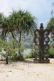 Jardins par la baie - Singapour Images libres de droits