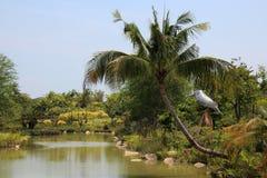 Jardins par la baie - Singapour Photos stock