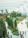 Jardins pelo louro Fotografia de Stock Royalty Free