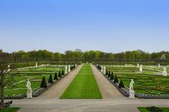 Jardins royaux, Hannovre image libre de droits