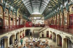 Jardín de Covent, Londres Fotos de archivo libres de regalías