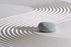 Jardín del zen de Japón Imagenes de archivo