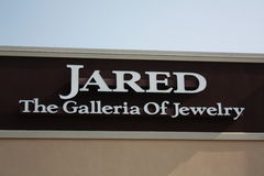 Jared The Galleria of Jewelry Stock Images