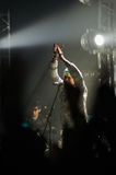 Jared Leto com 30 segundos a Marte Foto de Stock Royalty Free