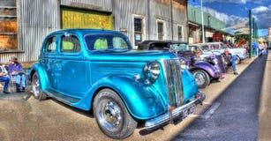 jaren '40 Door de Engelsen gebouwd Ford V8 Proef stock afbeeldingen