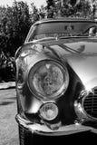 jaren '50 Ferrari 250 voordetails van TdF Royalty-vrije Stock Foto