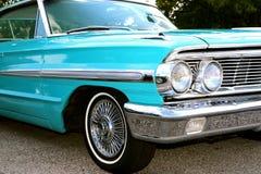 jaren '60 ModelClassic Ford Galaxy 500 XL Royalty-vrije Stock Afbeeldingen