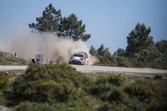Jari Matti Latvala, Toyota Gazoo Racing WRT ,Portugal Rally 2017 Stock Photo