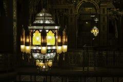 Jarmarczny Candelier Fotografia Stock