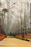 Jarmark w Hiszpania Obrazy Royalty Free