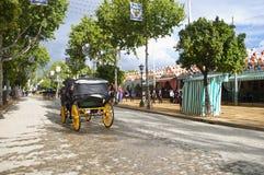 jarmarku przyjęcie Fotografia Royalty Free