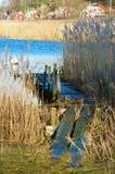 Jarnavik zatoka Zdjęcie Royalty Free