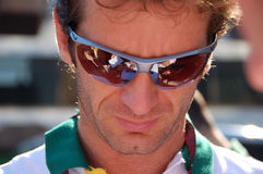 Jarno Trulli Royalty Free Stock Images