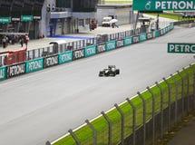 Jarno Trulli (Lotus van het team) Royalty-vrije Stock Afbeeldingen