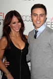 Jarod Einsohn, Jennifer Love Hewitt Images stock