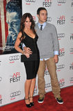 Jarod Einsohn, Jennifer Love Hewitt,. Jennifer Love Hewitt & Jarod Einsohn at the world premiere of J. Edgar, the opening film of the AFI FEST 2011, at Grauman' Stock Photo