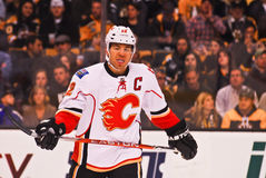 Jarome Iginla Calgary Flames Stock Photography