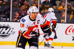 Jarome Iginla Calgary Flames Royalty Free Stock Images
