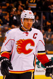 Jarome Iginla Calgary Flames Royalty Free Stock Photography