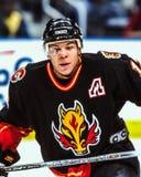 Jarome Iginla, Calgary Flames. Royalty Free Stock Images