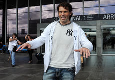 Jaromir Jagr Stock Photography