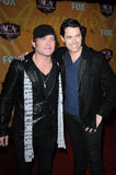Jaron Lowenstein, Jerrod Niemann Foto de Stock Royalty Free