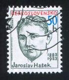 Jaroslav Hasek Stock Photography