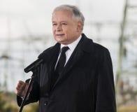 Jaroslaw Kaczynski Immagini Stock